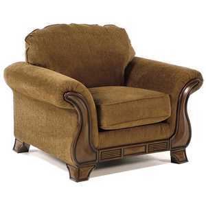 Signature Design By Ashley 3830020 Mocha Colored Montgomery Chair