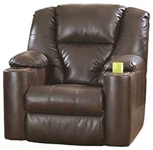 Signature Design By Ashley 7640129 Paramount DuraBlend Zero Wall Recliner In Brindle