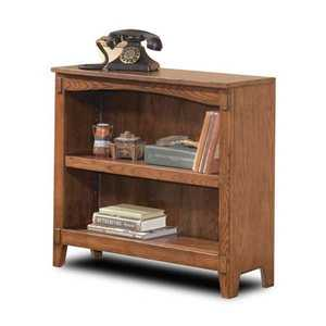 Signature Design By Ashley H319-15 Small Bookcase Cross Island Medium Brown