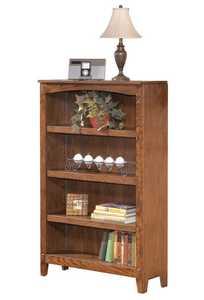 Signature Design By Ashley H319-16 Medium Bookcase Cross Island Medium Brown