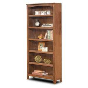 Signature Design By Ashley H319-17 Large Bookcase Cross Island Medium Brown