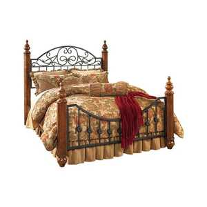 Signature Design By Ashley B429-98/B429-71 Wyatt - Reddish Brown Queen Bed 3 Pc Set