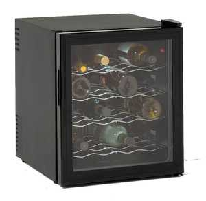 AVANTI PRODUCTS EWC1601B 16 Bottle Thermoelectric Wine Cooler