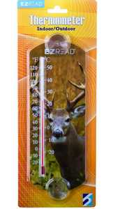 Headwind 840-0043 Thermometer Trophy Buck 10 in