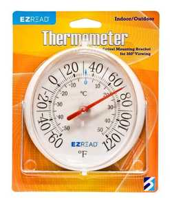 Headwind 840-0007 Dial Thermometer 5.5 in