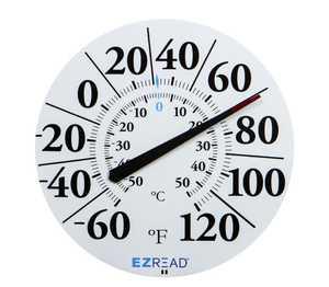 Headwind 840-1210 EZRead Dial Thermometer 12.5 in