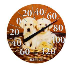 Headwind 840-1218 Dial Thermometer Dogs 12.5 in