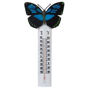 Headwind 840-0022 Decorative Thermometer Butterfly 10 in