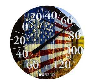 Headwind 840-1232 Dial Thermometer American Barn 12.5 in