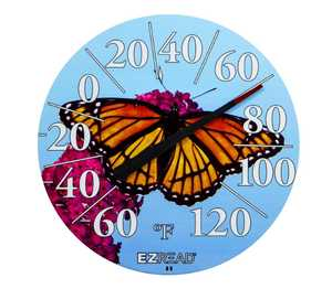 Headwind 840-1235 Dial Thermometer Butterfly 12.5 in