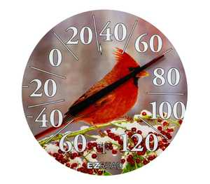 Headwind 840-1225 Dial Thermometer Winter Cardinal 12.5 in