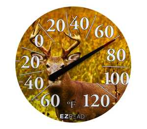 Headwind 840-1217 Dial Thermometer Buck 12.5 in