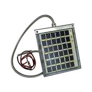 Wildgame Innovations SP-12V1 12v Solar Panel With Mounting Bracket And Hardware