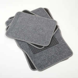 ATE Pro Tools 90112 Charcoal Floor Mat 4-Piece