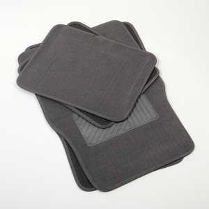 ATE Pro Tools 90115 Dark Grey Floor Mat 4-Piece