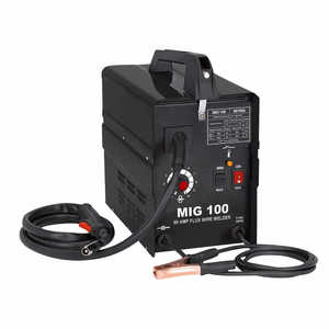ATE Pro Tools 97866 Mig-100 Flux Wire Mig Welder