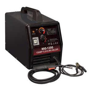 ATE Pro Tools 97937 Flux Wire Welder Mig - 135