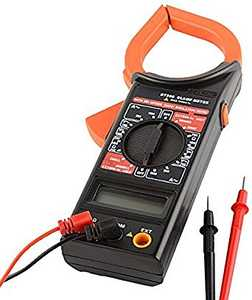 ATE Pro Tools 33067 7 Function Clamp-On Digital MultiMeter