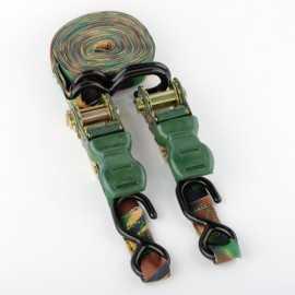 ATE Pro Tools 85356 Ratchet Tie Down Set 1-Inch X 15-Foot 2-Piece