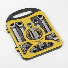 ATE Pro Tools 10923 Ratchet Wrench Sae Set 7-Piece