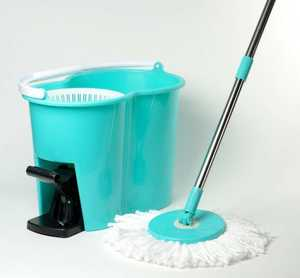 ATE Pro Tools 97812 Easy Spin Dry Mop & Bucket With Pedal