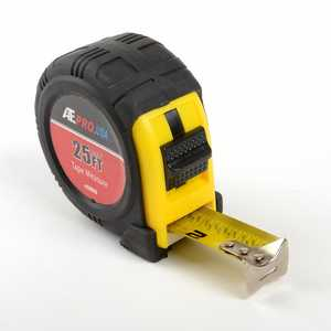 ATE Pro Tools 20053 25-Foot X 1-1/4-Inch Tape Measure