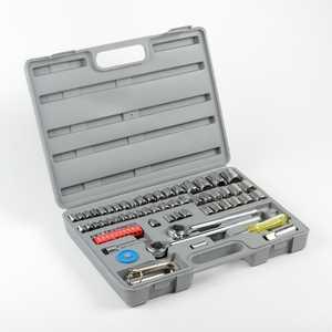 ATE Pro Tools 50068 Combination Socket Set 75-Piece