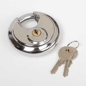 ATE Pro Tools 40295 70-Mm Disc Padlock