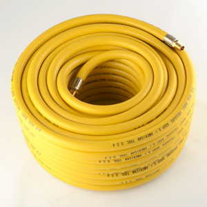 ATE Pro Tools 13132 3/8-Inch X 100-Foot Yellow PVC Air Hose