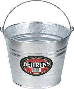 Behrens 1211 Gs Garbage Can 20 Gal With Cover