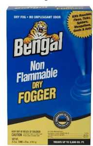 Bengal Products Inc 55500 Non Flammable Dry Fogger 2 Pack