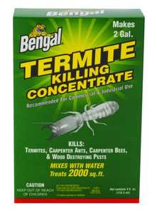 Bengal Products Inc 33500 Termite Kill Concentrate 4 oz