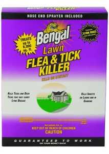Bengal Products Inc 87520 Lawn Flea & Tick Killer 16 oz