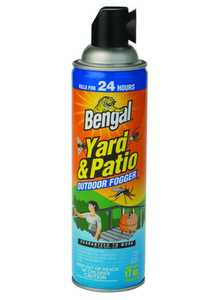 Bengal Products Inc 93290 Yard & Patio Fogger 17 oz