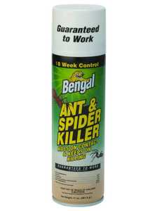 Bengal Products Inc 93630 Ant & Spider Killer Spray 17 oz