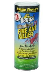Bengal Products Inc 93650 Fire Ant Killer Ultradust Lb