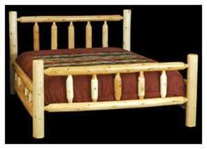 Best Craft Furniture 152 King Bed/Hdbd/Ftbd/Rails