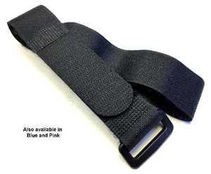 Blackpoint ST002BU 18-Inch Blue Cinch Strap 2-Pack