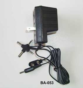 Blackpoint BA-053 A/C Adapter With Six-Way Plug