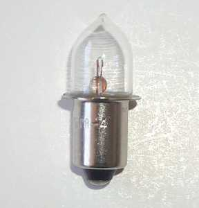 Blackpoint MB-PR04 2/D Cell Mini Lamp Bulb