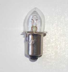 Blackpoint MB-PR20 7/D Cell Mini Lamp Bulb