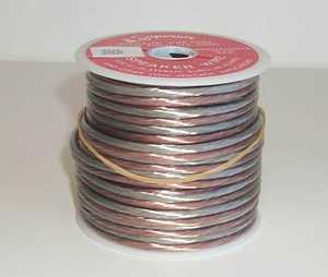 Blackpoint SPW-12-50 50-Foot 12Ga Speaker Wire Coil