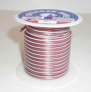 Blackpoint SPW-16-50 Speaker Wire 16ga 50 ft Coil