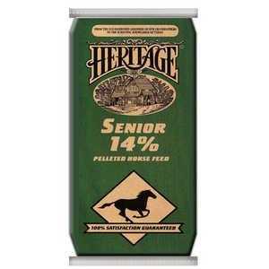 Big V Feeds 309 Heritage Senior Horse Pellets