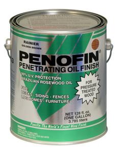 Penofin F3 Pt TGA Penofin For Pressure Treated Wood In Tahoe 1 Gal