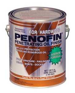 Penofin F5IHWGA Interior Hardwood Penofin Wood Stain In Transparent Natural 1 Gal