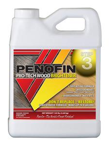 Penofin FTECBGA Pro-Tech Wood Brightener 1 Gal