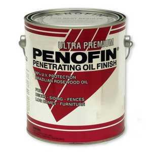 Penofin F3MCMGA Ultra Premium Red Label Penofin Exterior Wood Stain In Cedar 1 Gal