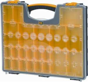 Stanley Tools 014725R 25-Compartment Professional Organizer