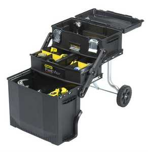 Stanley Tools 020800R FatMax 4-In-1 Mobile Work Station